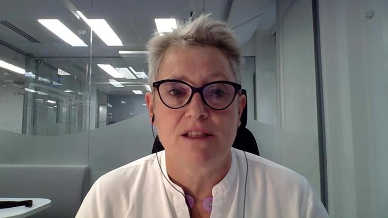 Kate Bingham, chair of the UK Vaccine Taskforce