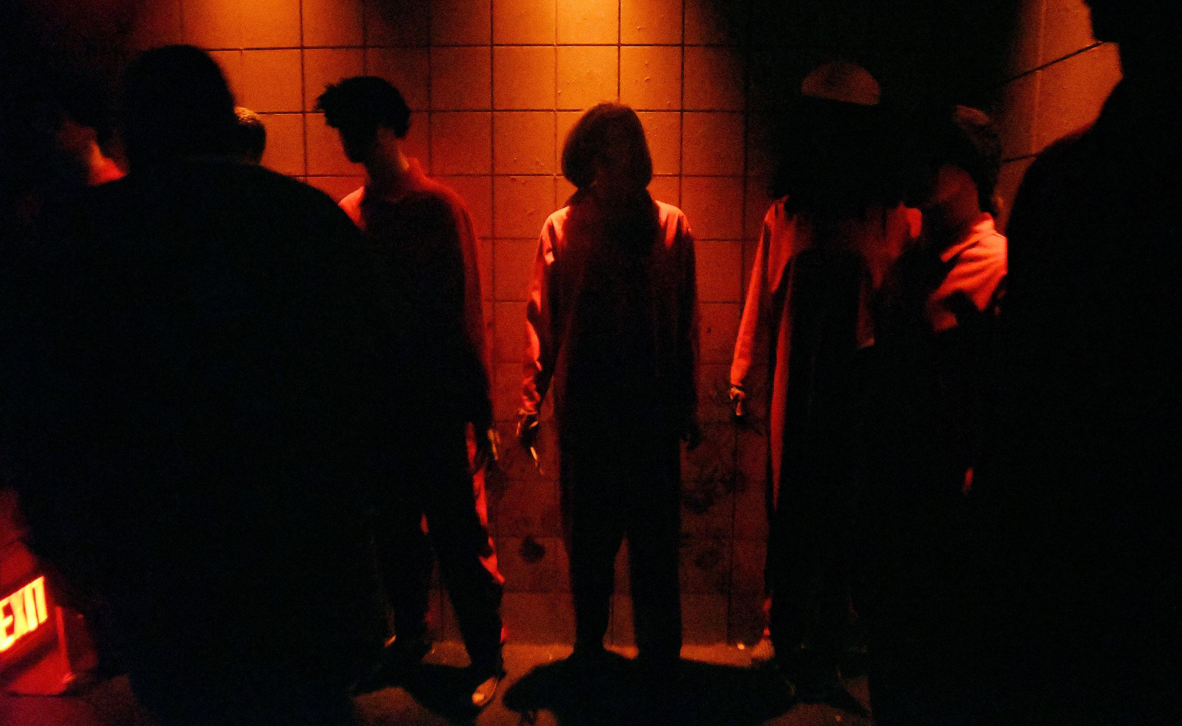 A look inside last year's Halloween Horror Nights in Orlando.