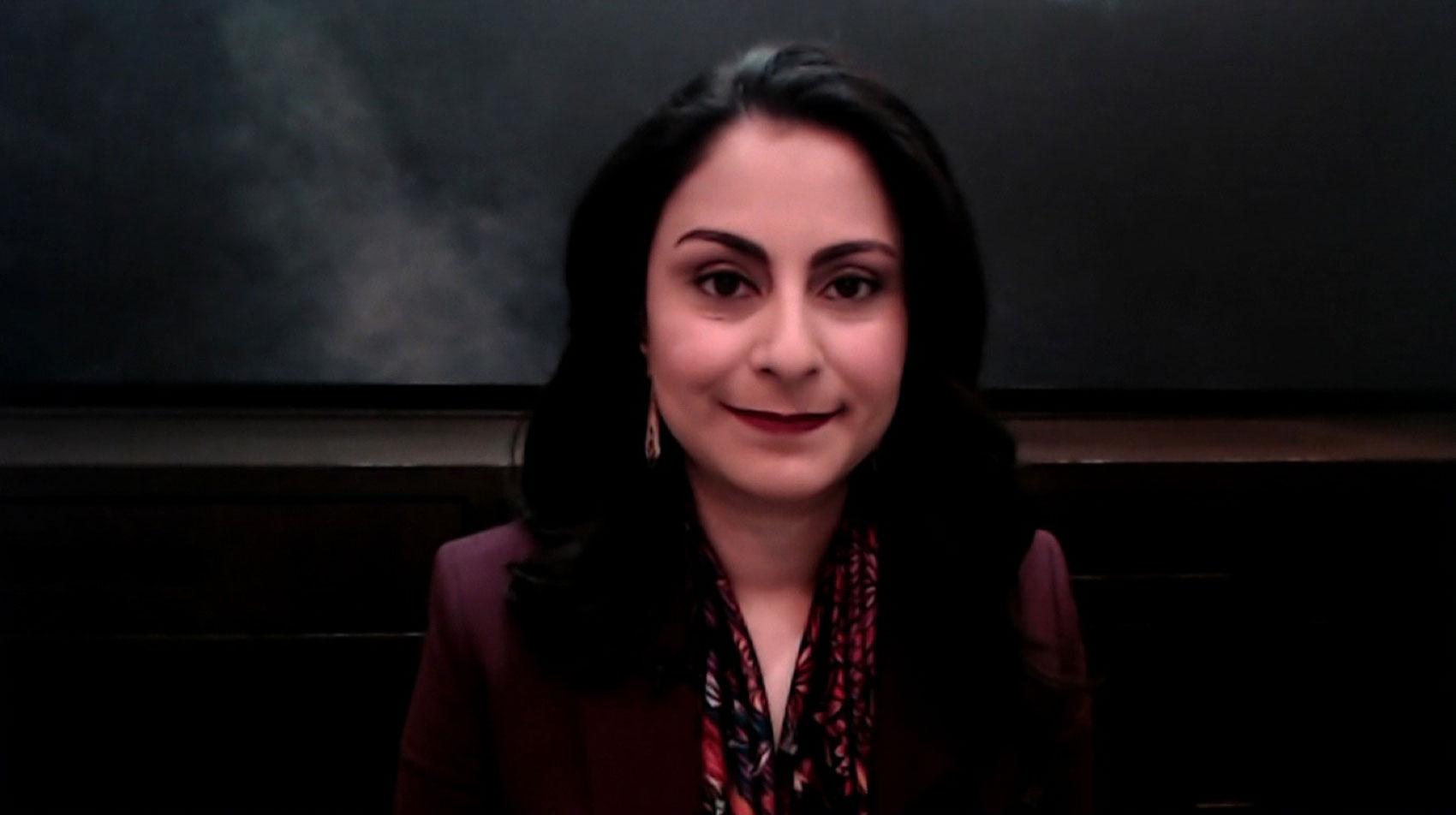 Dr. Celine Gounder on December 4.