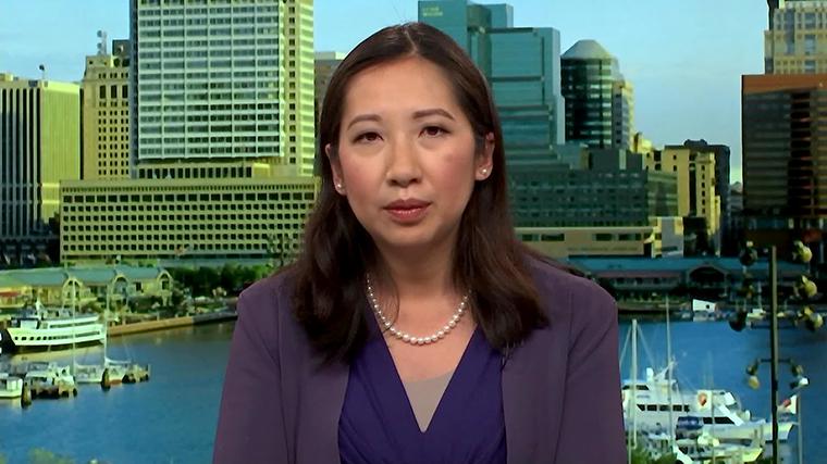Dr.Leana Wen