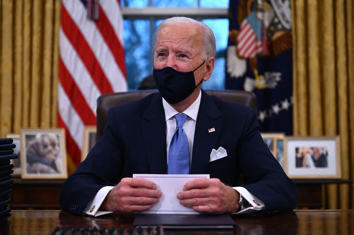 US President Joe Biden has already reversed a decision by the Trump administration to withdraw from the World Health Organization.