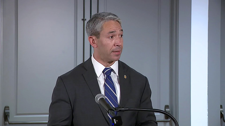 San Antonio Mayor Ron Nirenberg