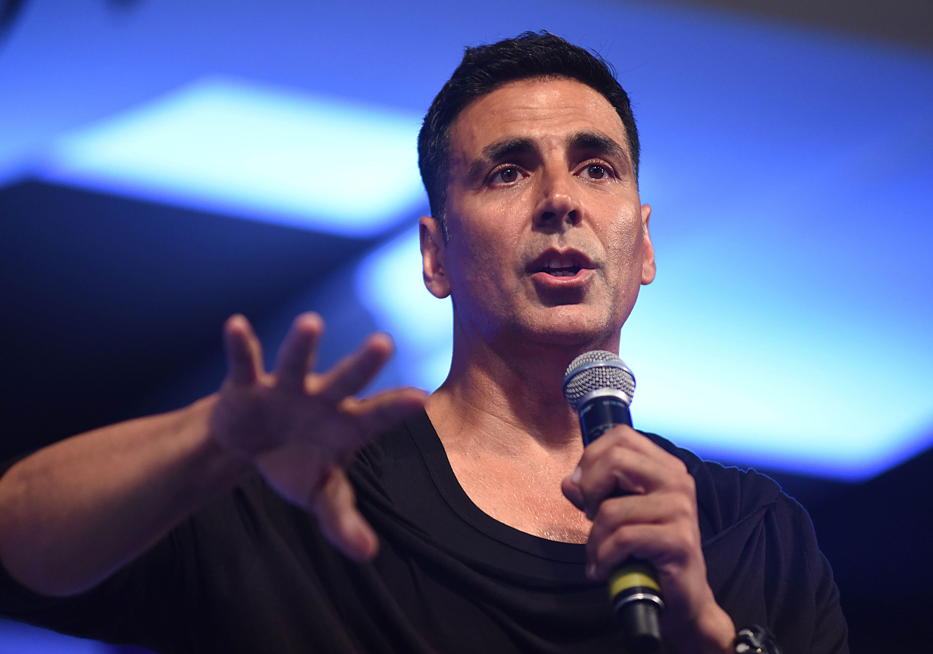 Bollywood actor Akshay Kumar said on Twitter that he had made a donation equivalent to $3.3 million to the PM CARES fund.