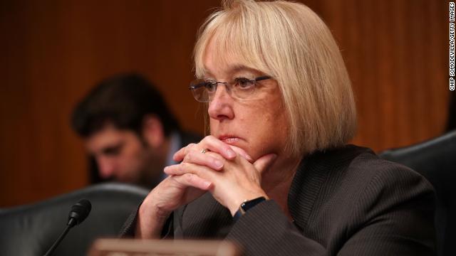 US Sen. Patty Murray, D-Washington