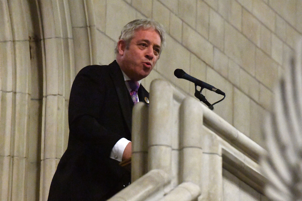 Speaker of the House John Bercow -- whose role is traditionally impartial -- criticized the suspension of Parliament.