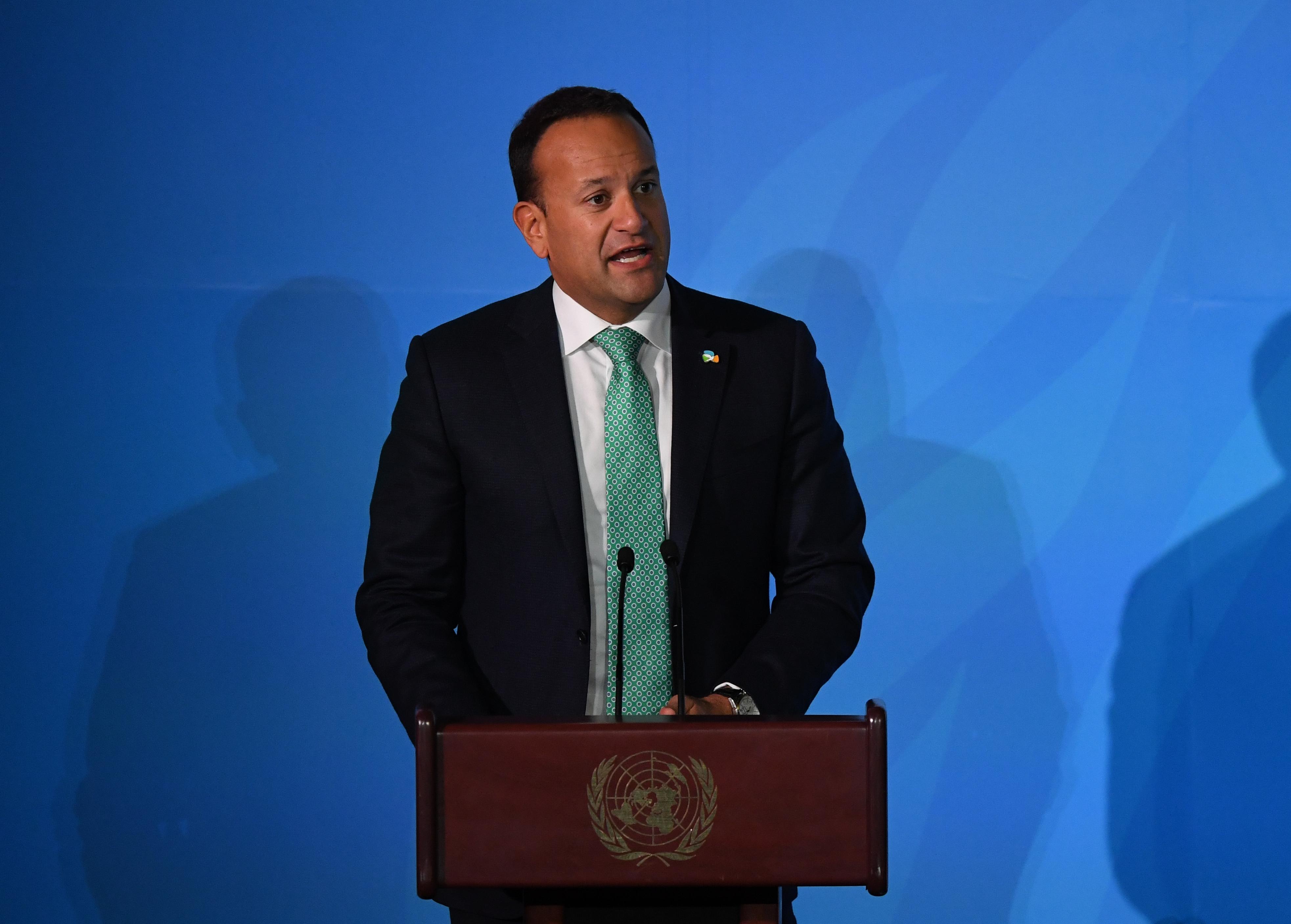Irish Prime Minister Leo Varadkar isn't too impressed with the new proposal.
