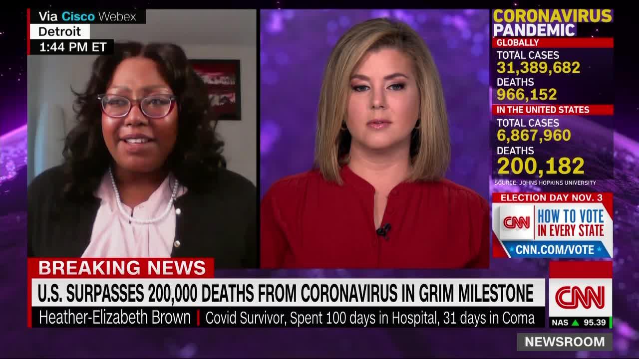 Coronavirus cnn