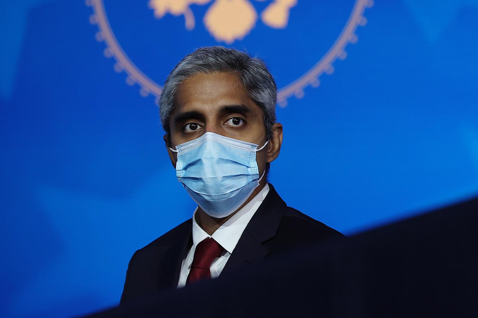 Dr. Vivek Murthy.