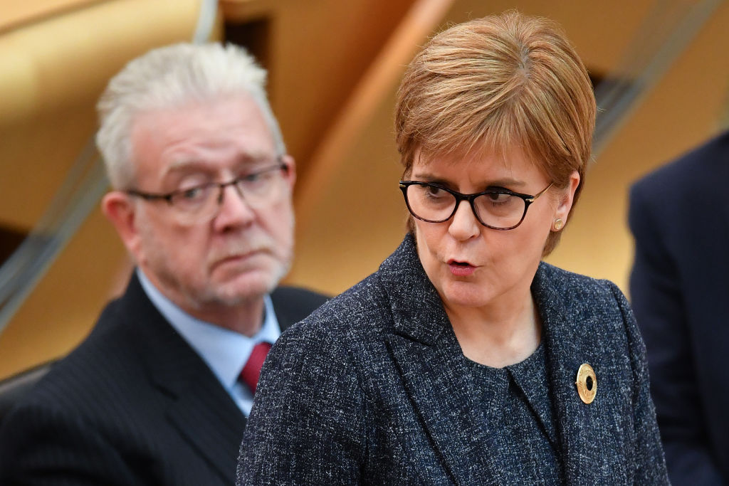First Ministers of Scotland and Wales call for long Brexit extension