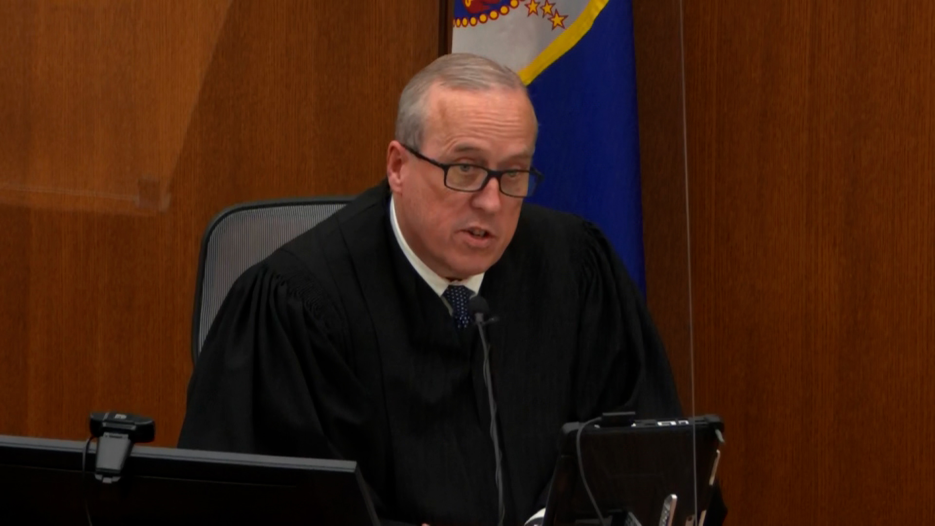 Judge outlines 4 key things jury must do when deliberating on the case
