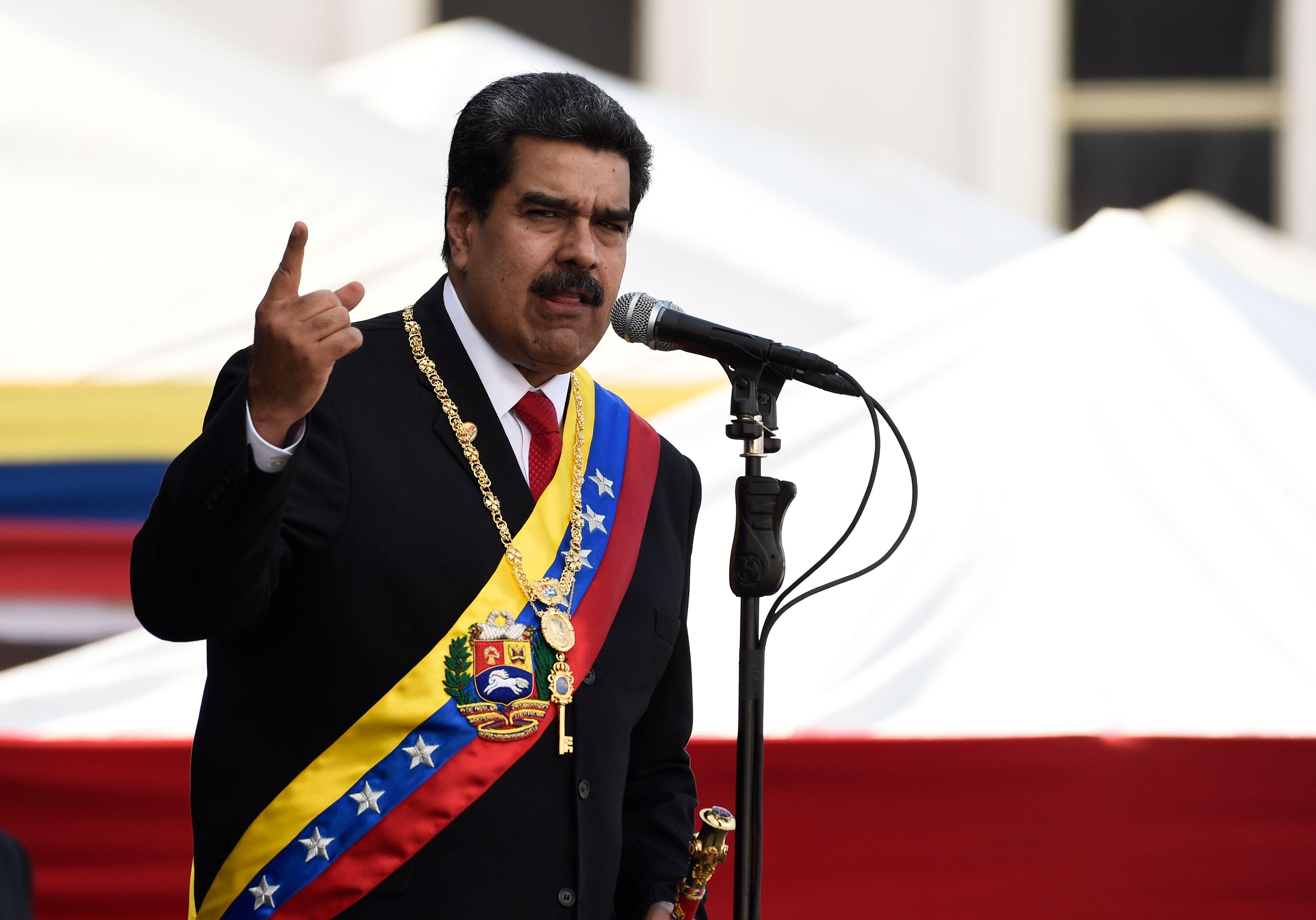 FEDERICO PARRA/AFP/Getty Images