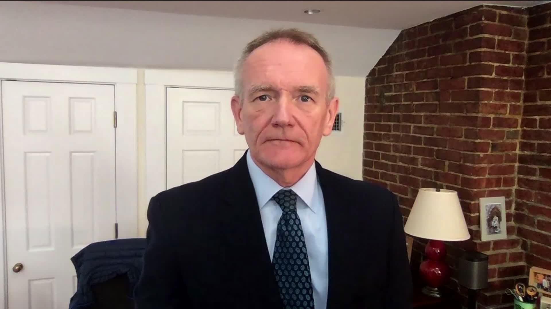 Dr. Troy Brennan on November 20.