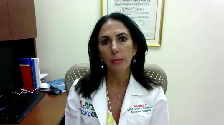 Dr. Lilian Abbo