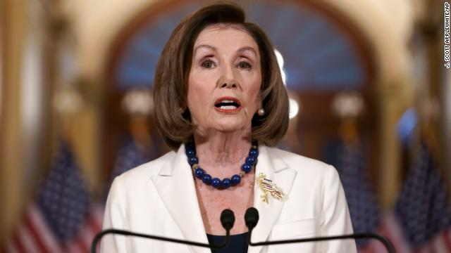 House Speaker Nancy Pelosi and senior Democrats have made clear they are proceeding with impeachment.