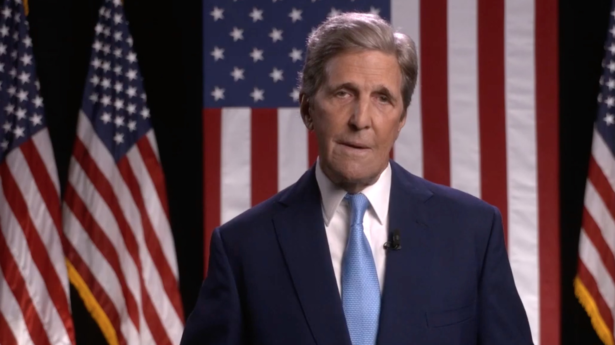 Former Secretary of State John Kerry.