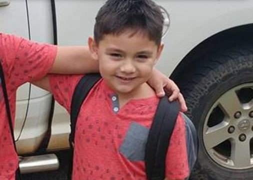 Armando Hernandez, 6, died in Sunday's tornadoes.
