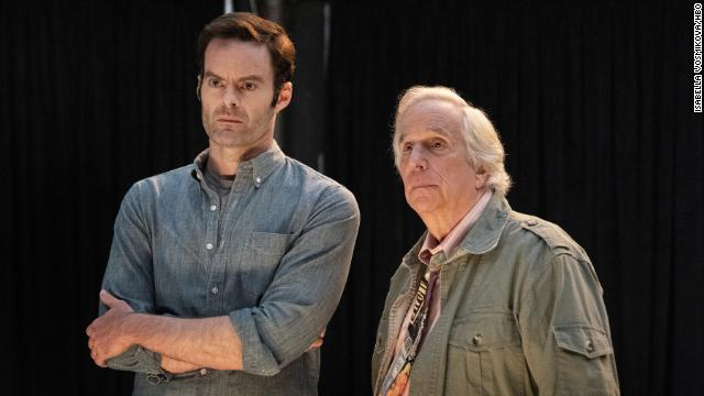 """Bill Hader and Henry Winkler in """"Barry"""""""