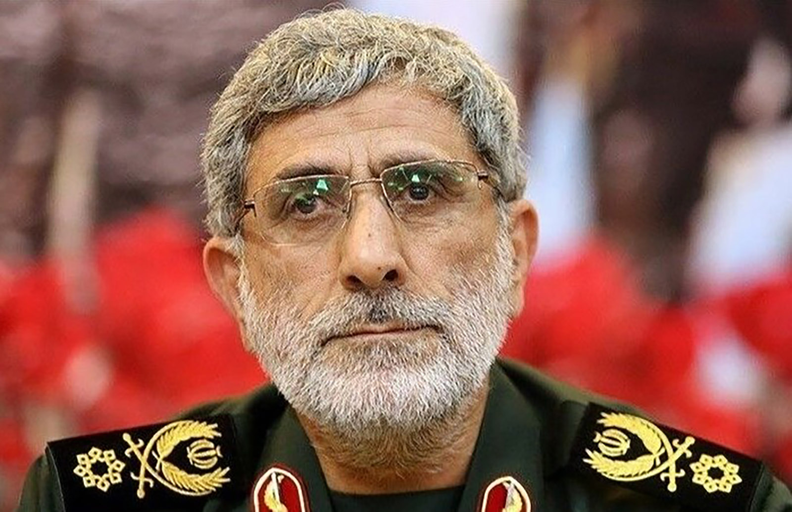 Ismail Qaani has been named as the new commander of the Iranian Revolutionary Guards' Quds Force. (Handout/Iranian Leader Press Office/Anadolu Agency via Getty Images)