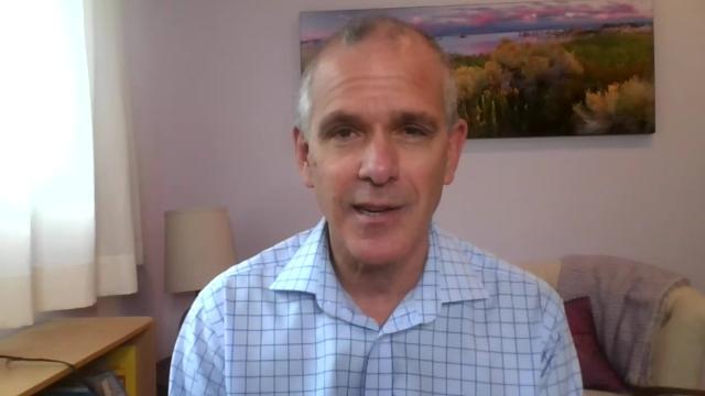 Covid-19 modeler Dr. Chris Murray.
