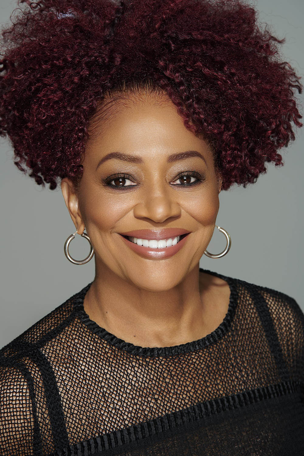 Author Terry McMillan.