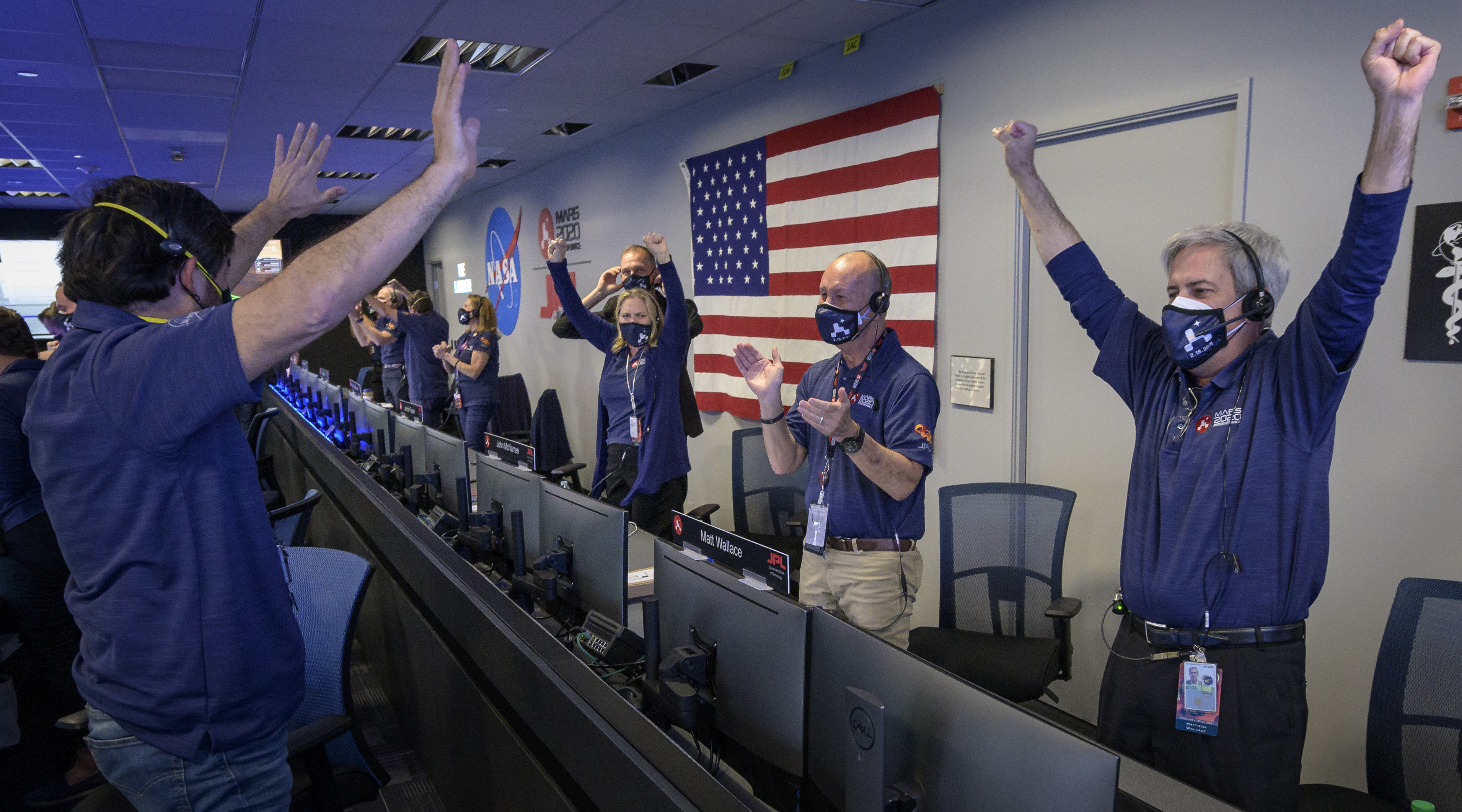 Bill Ingalls/NASA