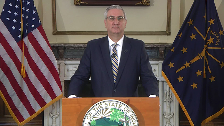 Indiana Governor's Office