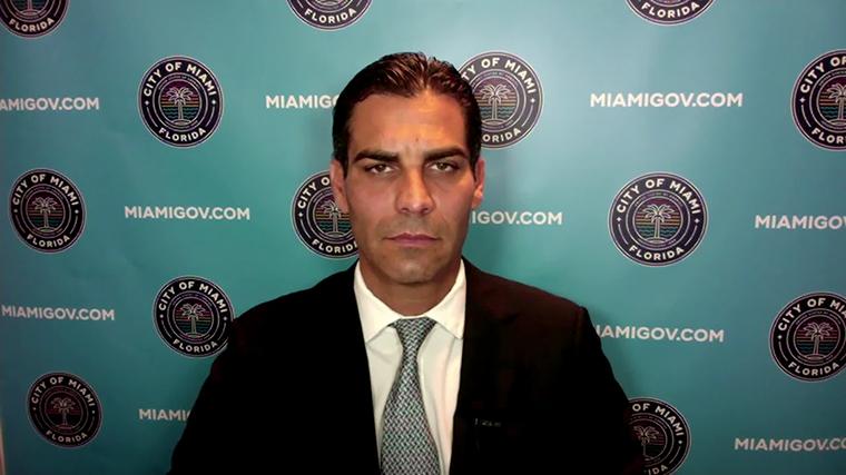 Miami MayorFrancis Suarez