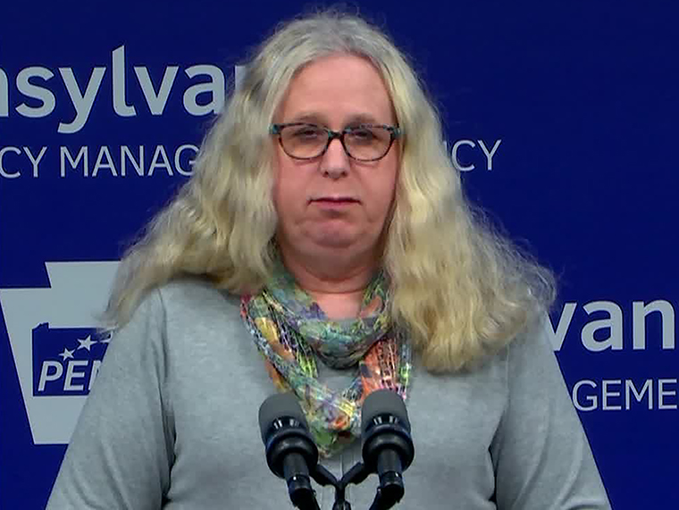 One of Biden first picks is freak show Rachel Levine a man that presents to be a woman, to serve as assistant health secretary