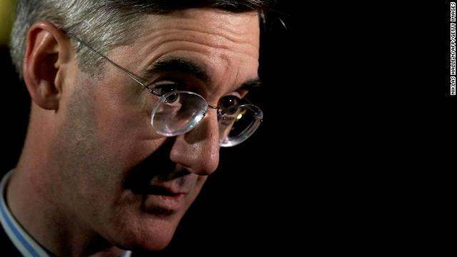 Conservative MP Jacob Rees-Mogg is one of the leading proponents of Brexit.