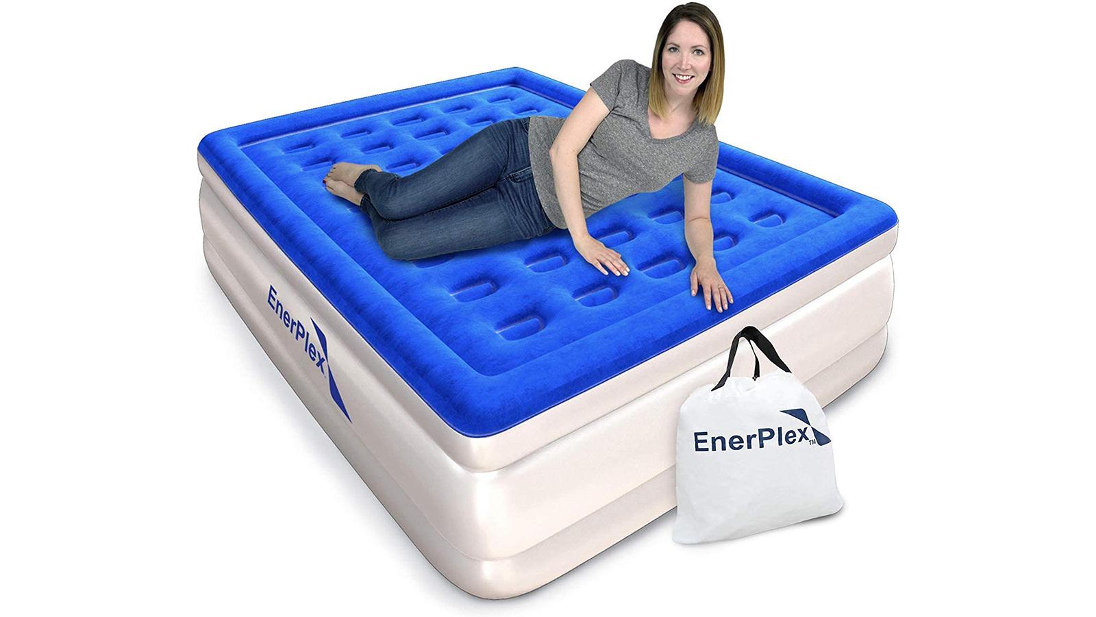 EnerPlex Dual Pump Luxury Air Mattress