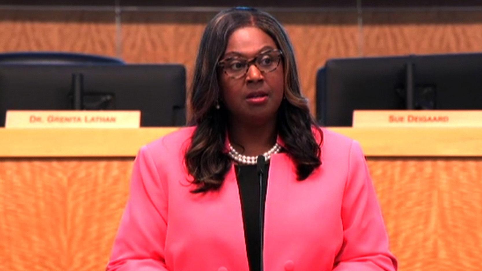 Interim Superintendent Grenita Lathan said dates are still subject to change.