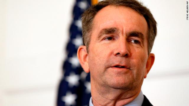 """Northam refers to enslaved Africans as """"indentured servants from Africa"""""""