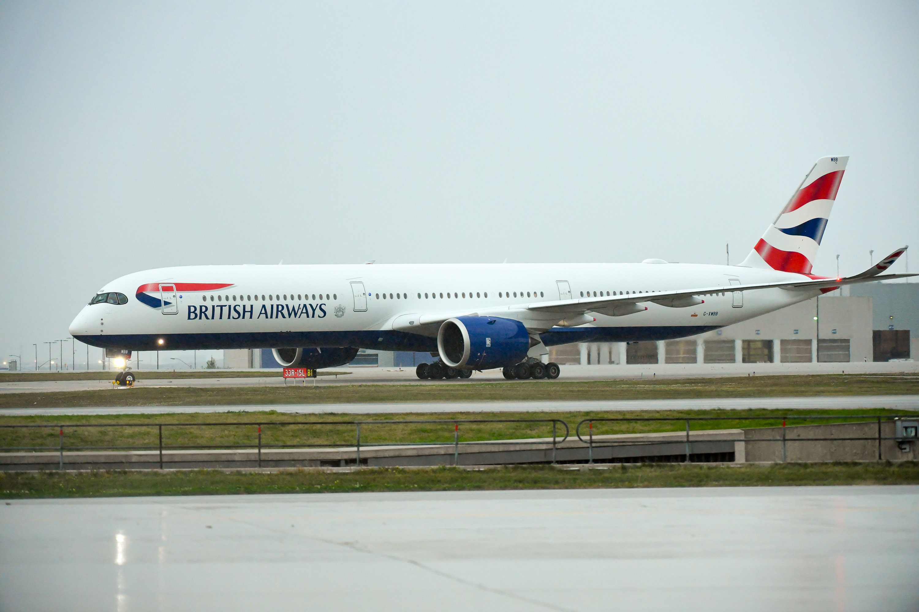49 British Airways Has Suspended All Flights To And From Mainland China