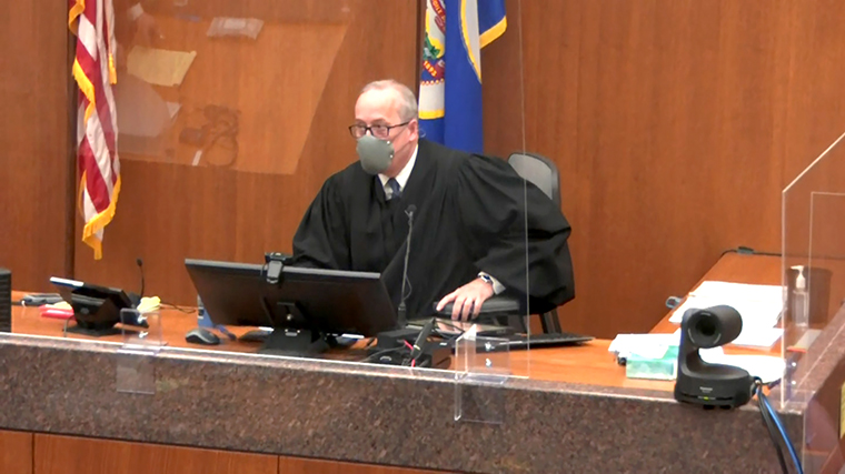 Judge expects jury to be sequestered next week