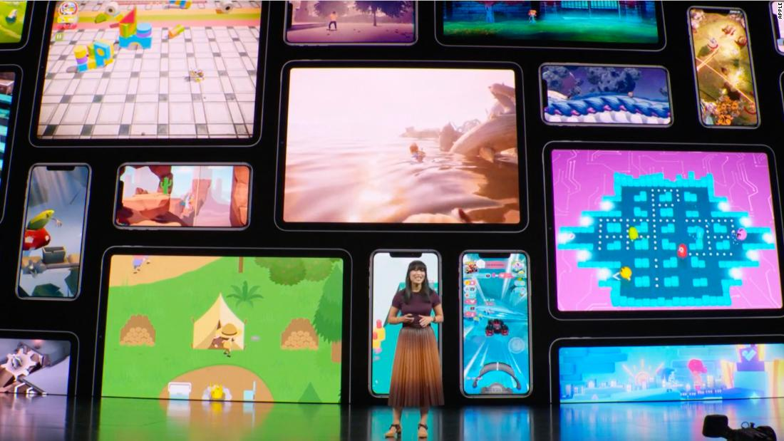 Apple could announce new games for its Apple Arcade service today. Apple Arcade was launched in 2019.