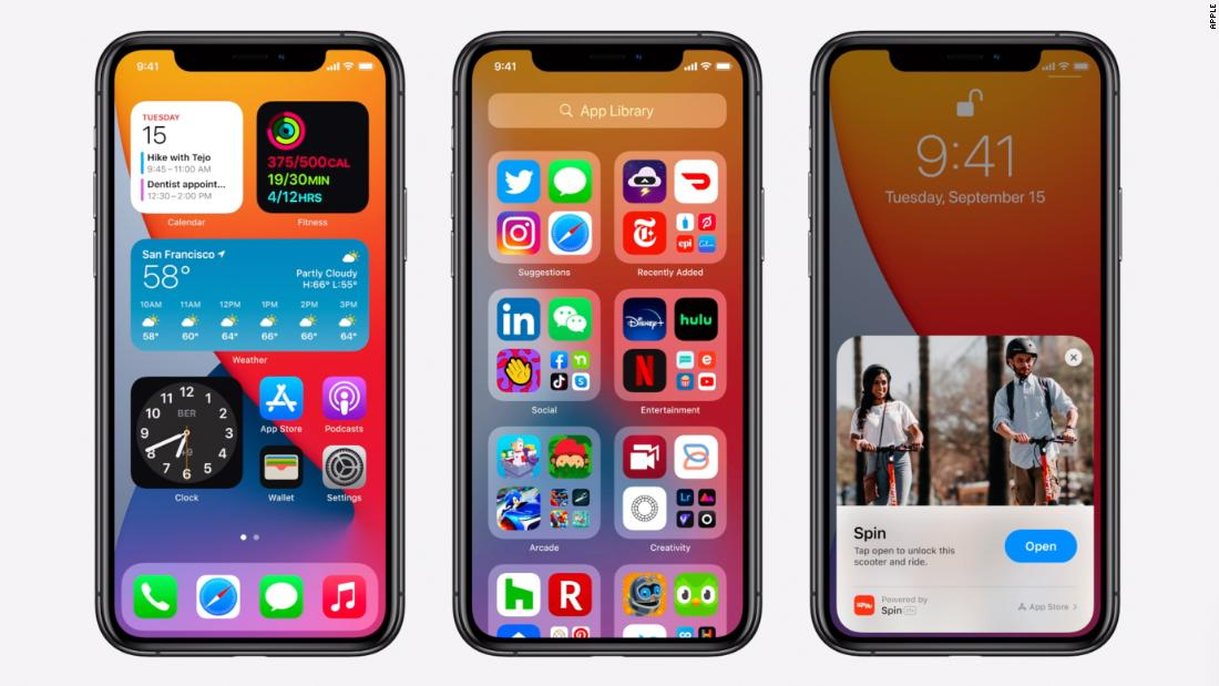 September 2020 Apple Event Live Updates