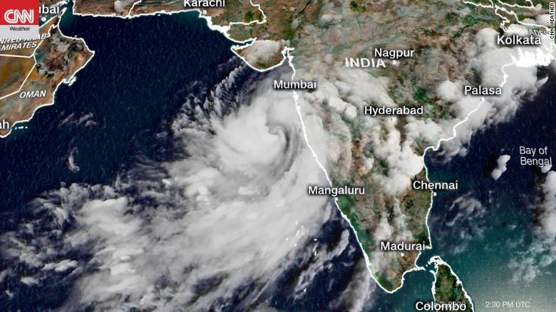 Tropical Cyclone Nisarga would be the strongest cyclone to hit Mumbai since 1948.
