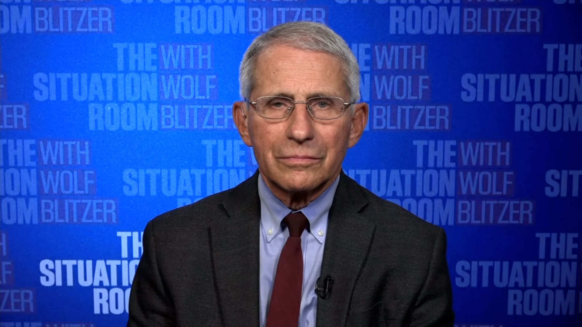 Dr. Anthony Fauci, director of the NationalInstitute of Allergy andInfectious Diseases, on July 9, 2021.