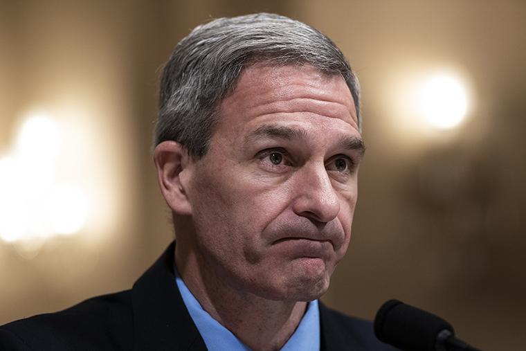 Ken Cuccinelli, acting deputy Secretary of the U.S. Department of Homeland Security