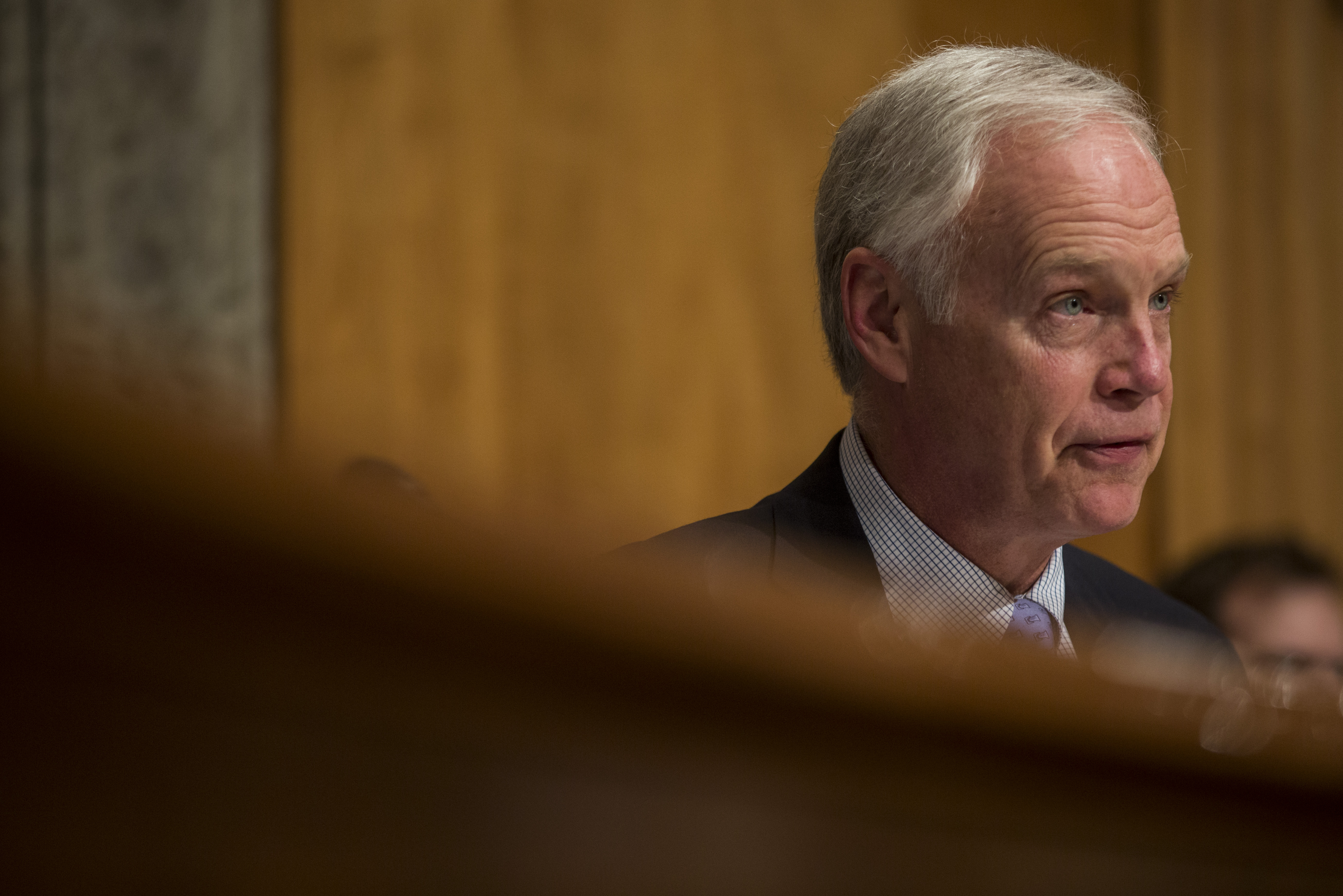 Senate Homeland Security Committee Chairman Ron Johnson
