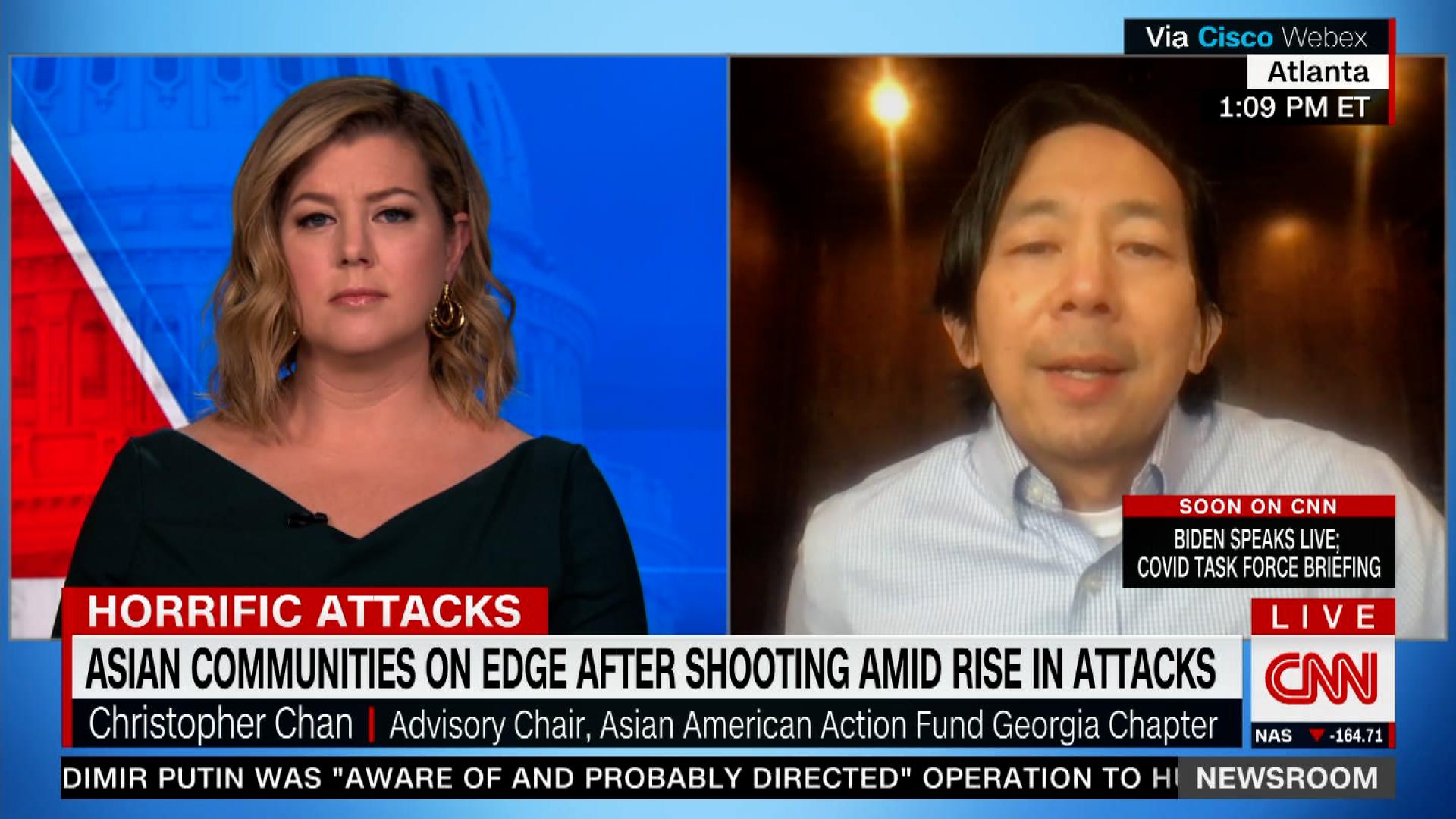 March 17 Atlanta Spa Shootings News
