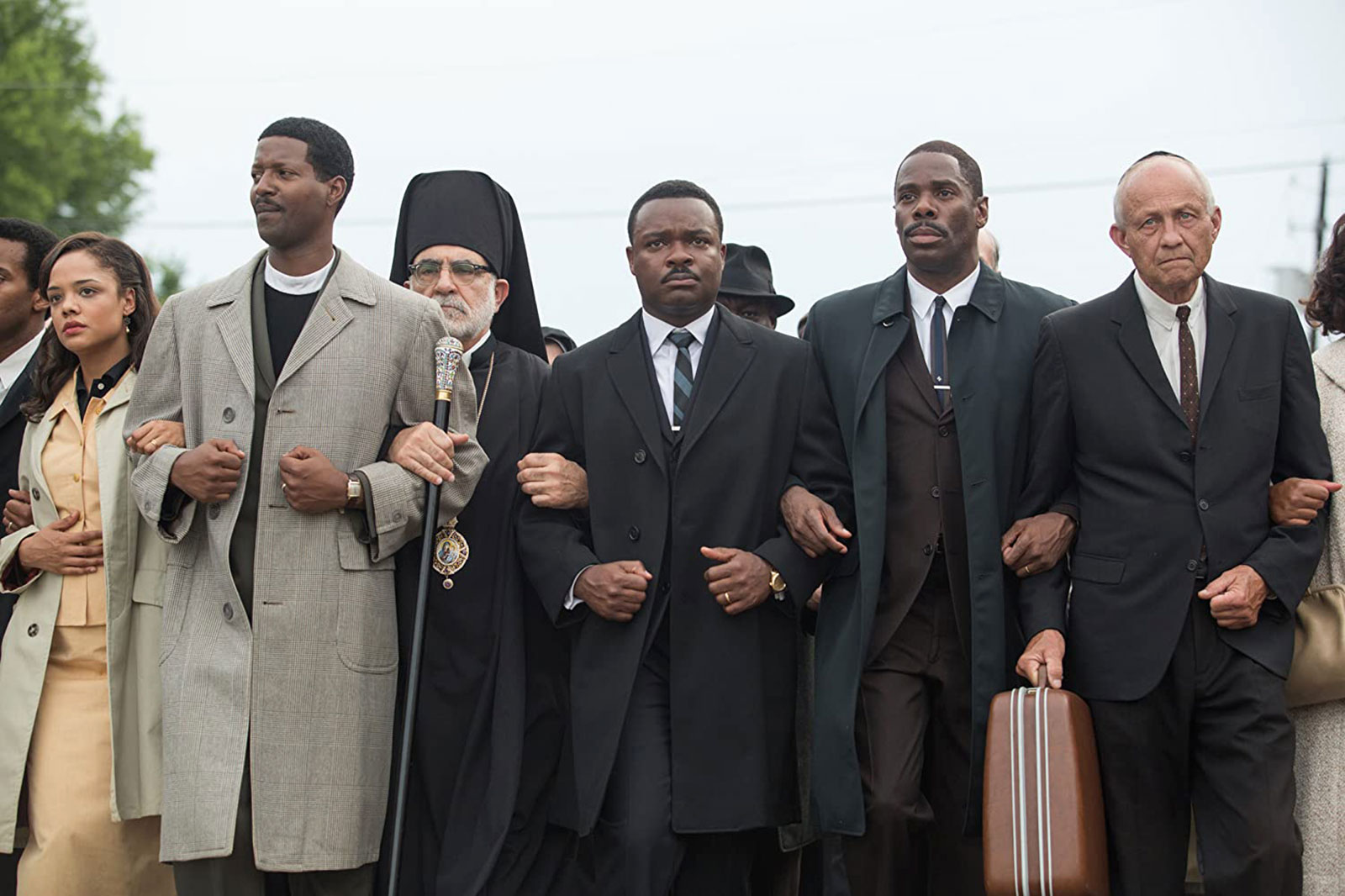 """A still from """"Selma,"""" directed by Ava DuVernay."""