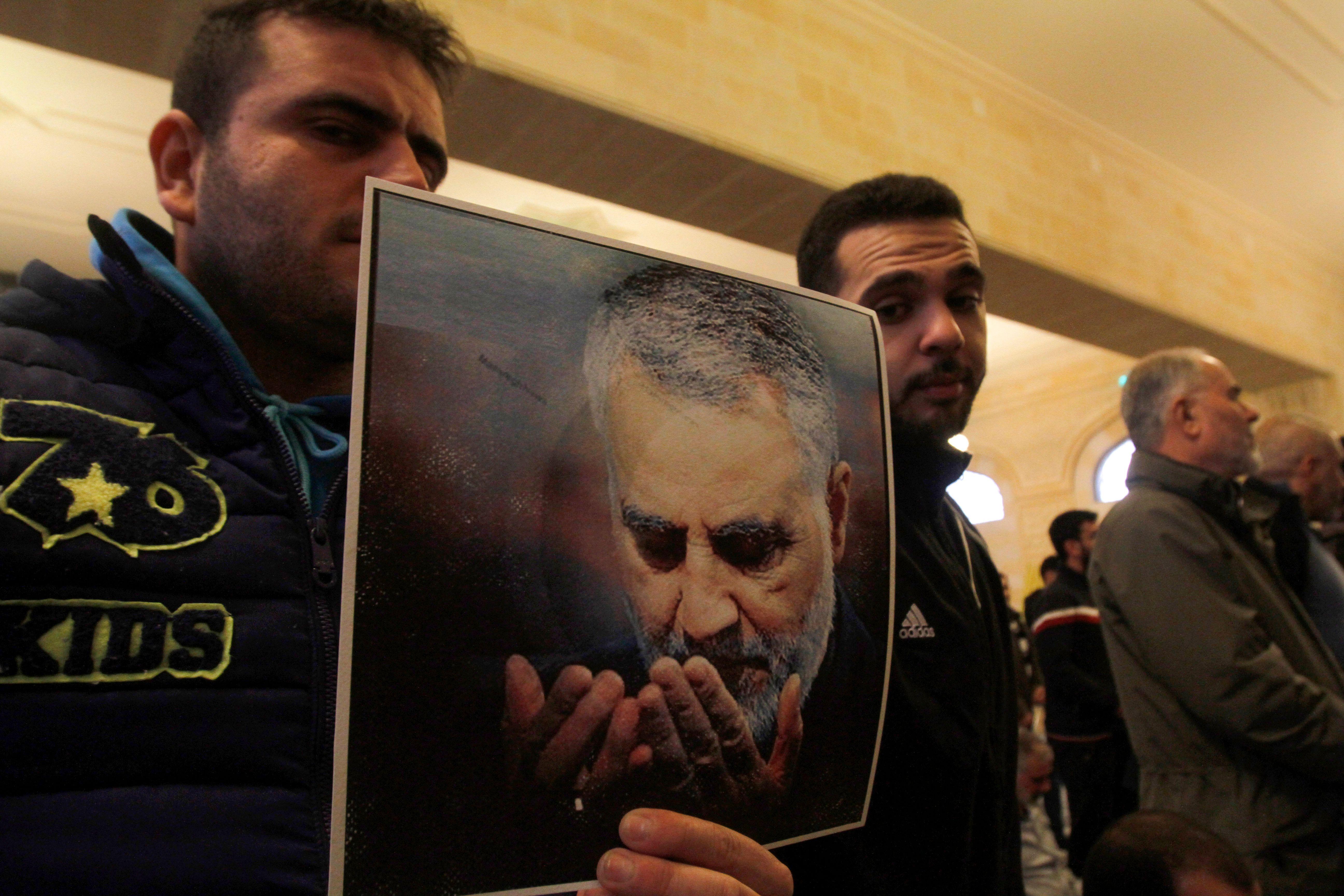 Photo by MAHMOUD ZAYYAT/AFP via Getty Images