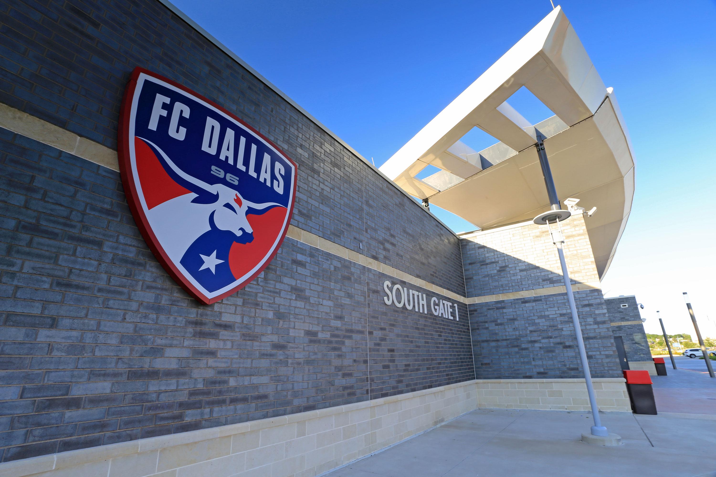 FC Dallas home stadium in Frisco, Texas