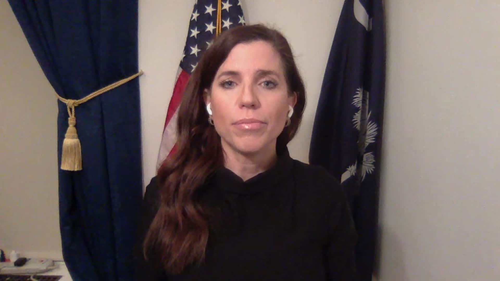 Republican Rep. Nancy Mace on January 7.