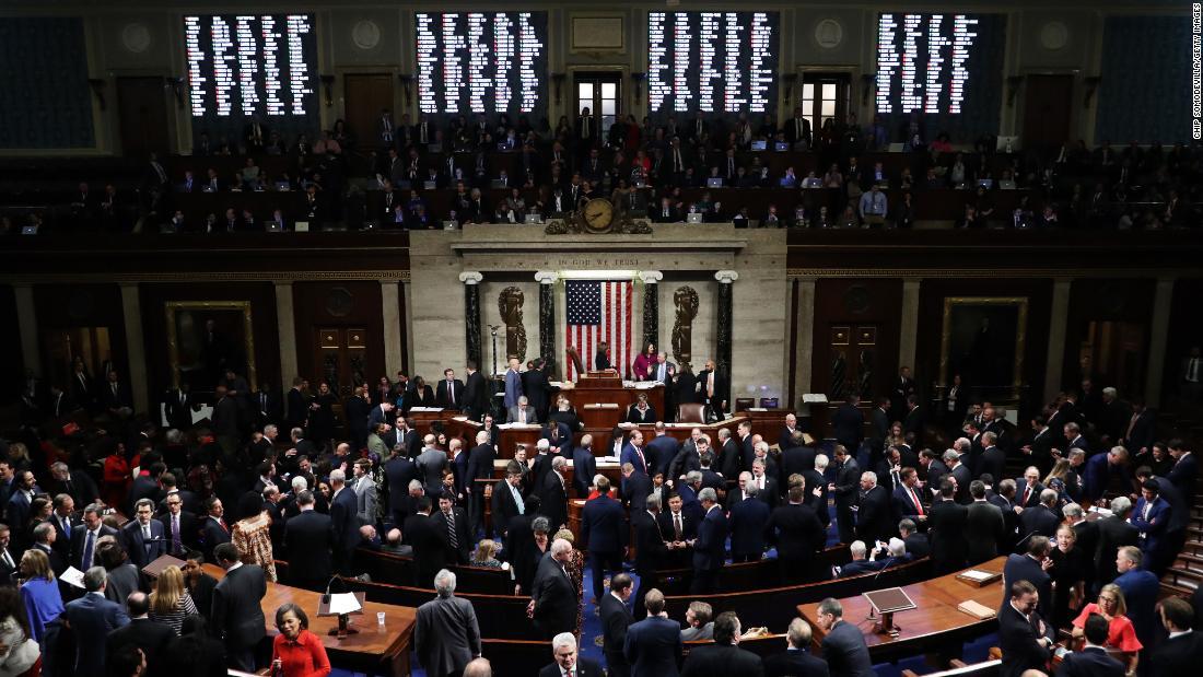 December 18 Impeachment Vote And News