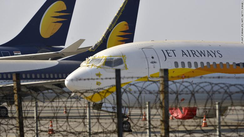 Jet Airways struggled in the face of increasing competition, a volatile currency and higher oil prices.