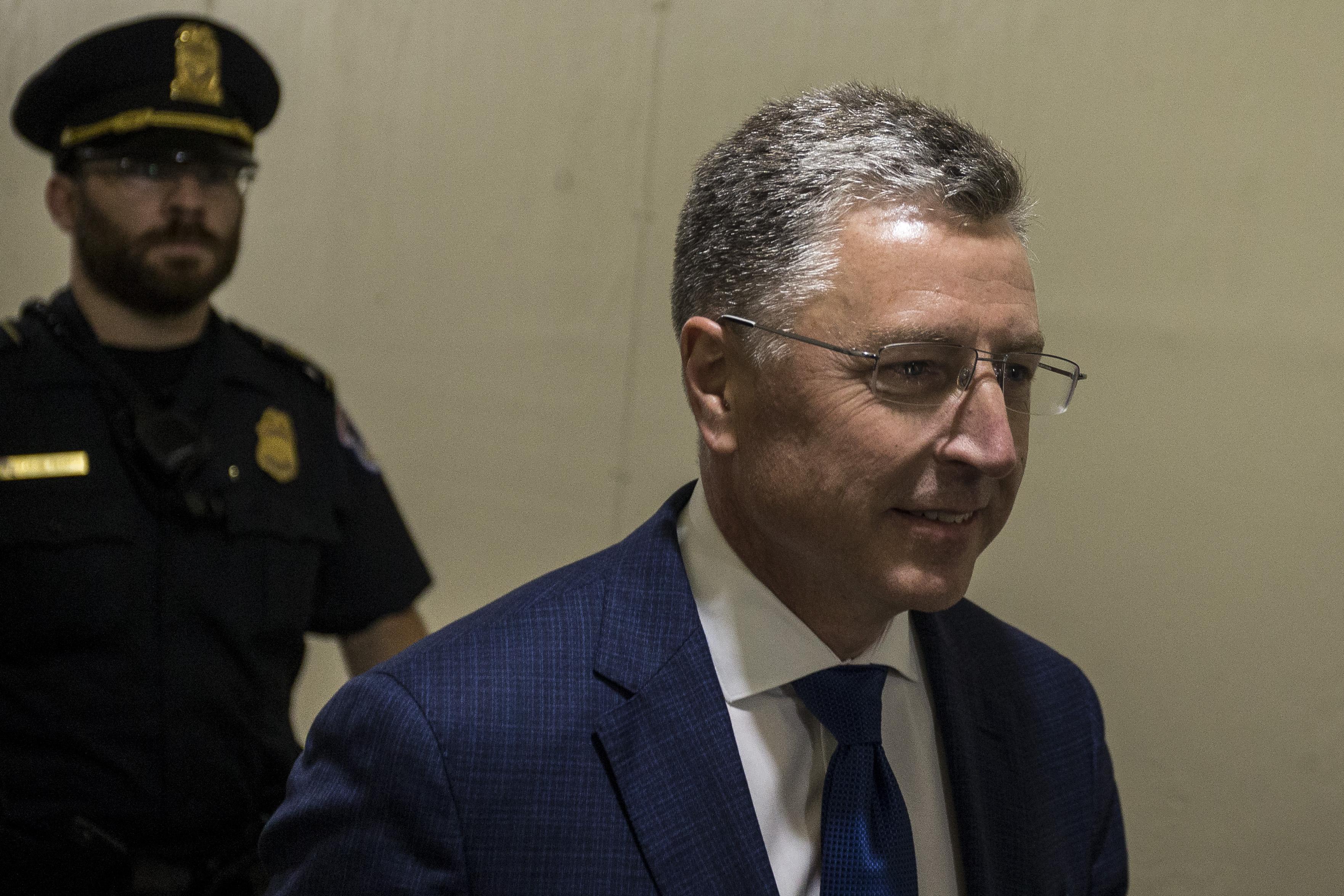 Former special envoy for Ukraine Kurt Volker