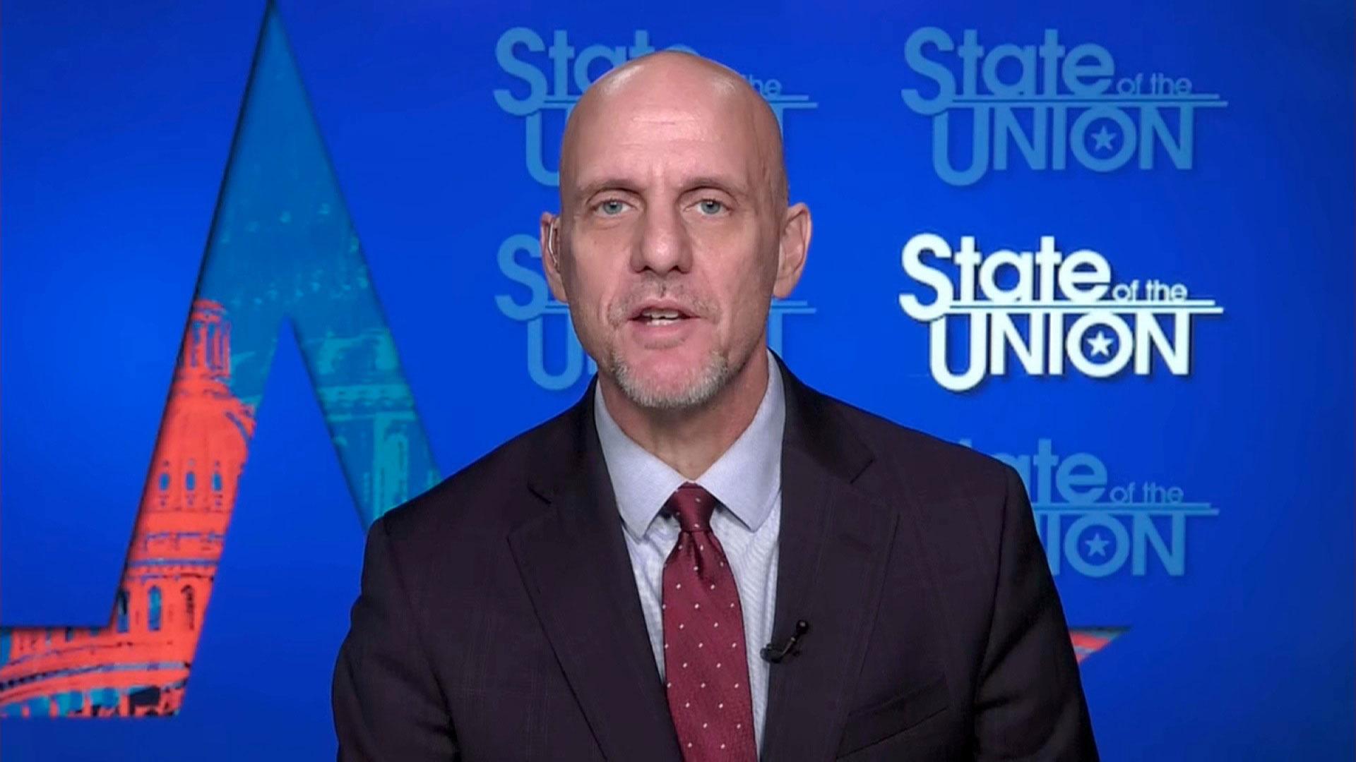 US Food and Drug Administration Commissioner, Dr. Stephen Hahn, speaks with CNN on Sunday, December 13.