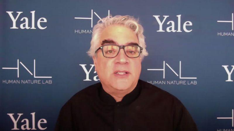 Yale professor Nicholas Christakis speaks with CNN on Saturday, January 2.